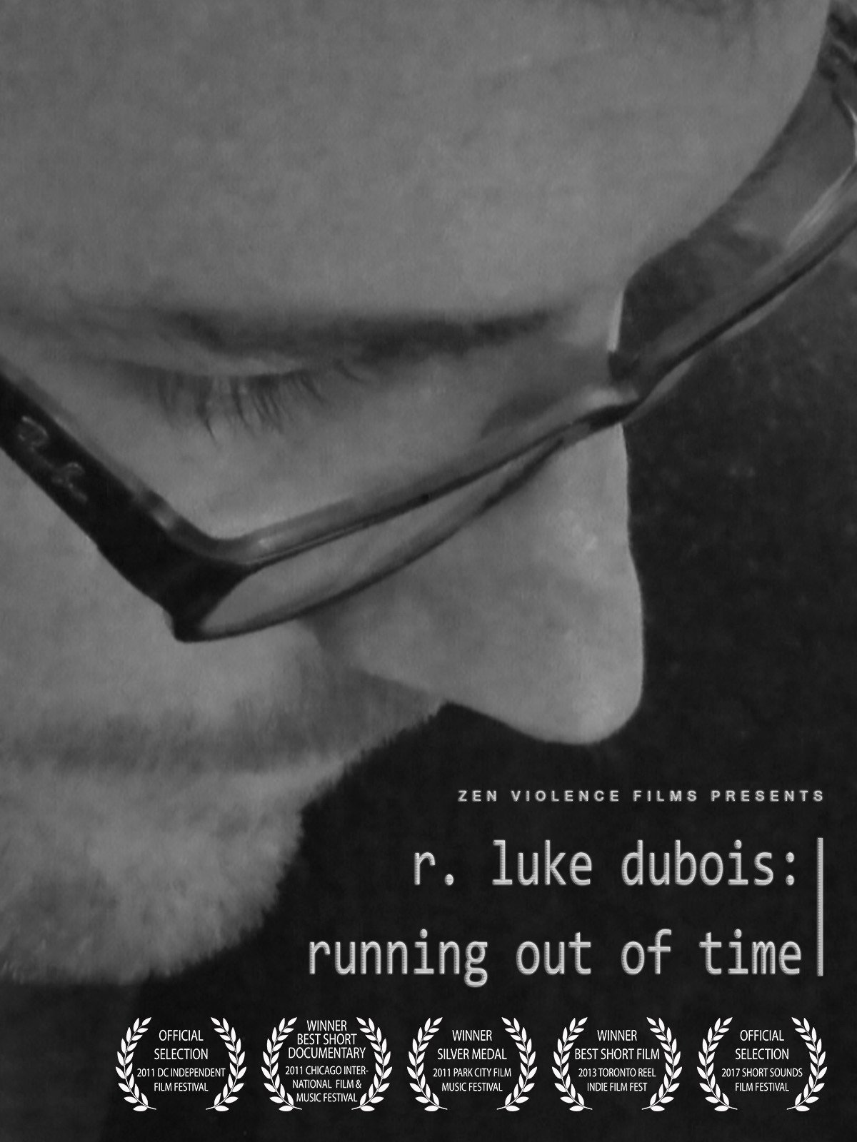 R. Luke DuBois: Running Out of Time