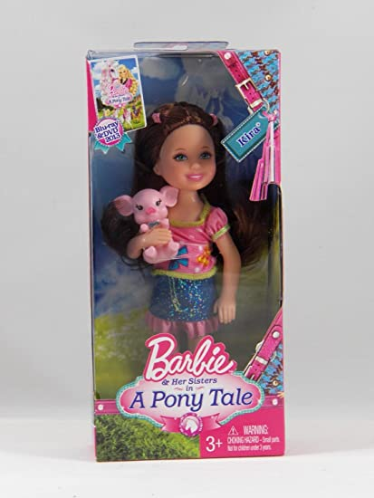 Barbie & Her Sisters in a Pony Tale Kira Doll