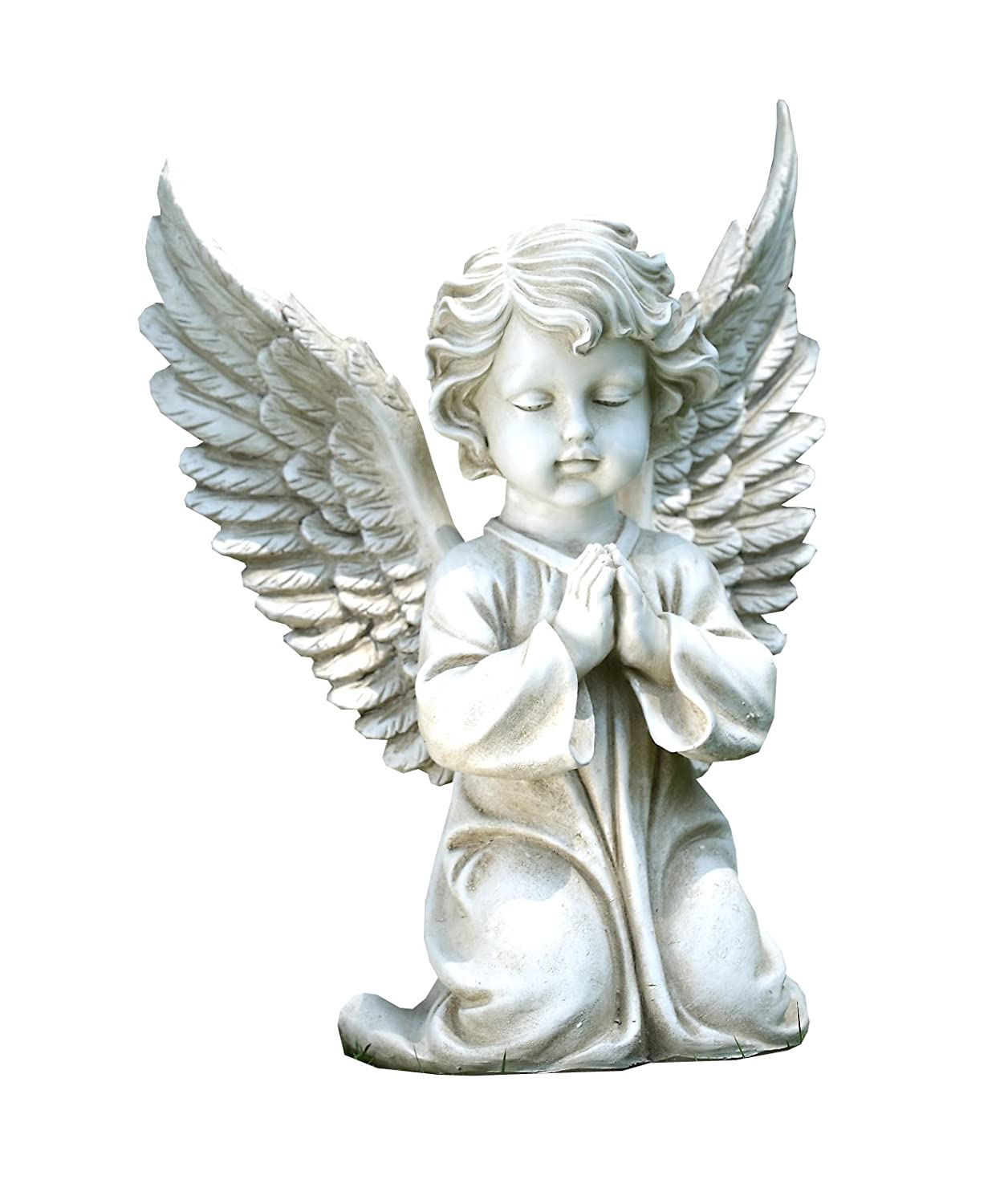 The gallery for --> Praying Baby Angel Statue