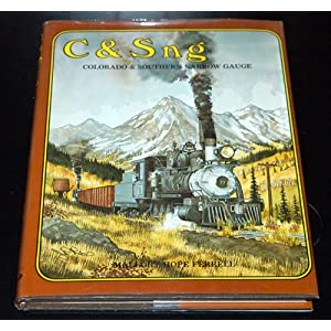 C & S ng: Colorado & Southern narrow gauge
