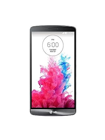LG G3 Smartphone débloqué (5.5 pouces - 16 Go) Gris (import Espagne)