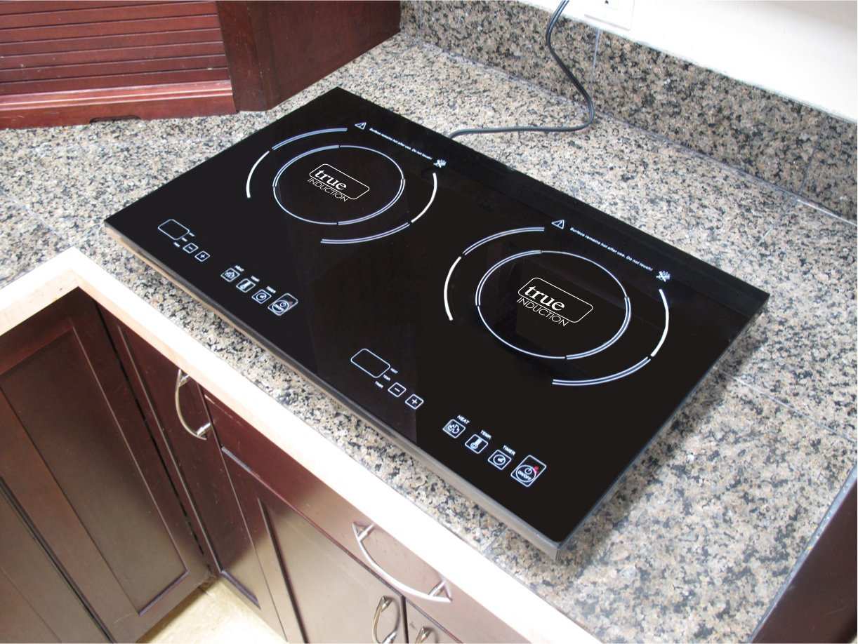True Induction Cooktop  Double Burner  Energy Efficient