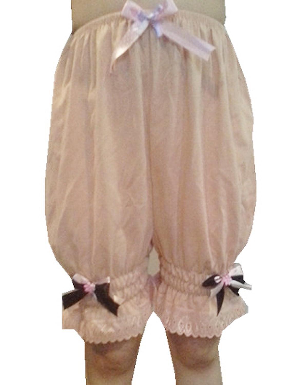 Frauen Handgefertigt Halb Slips UL3CBBW2 BROWN Half Slips Cotton Women Pettipants Lace günstig bestellen
