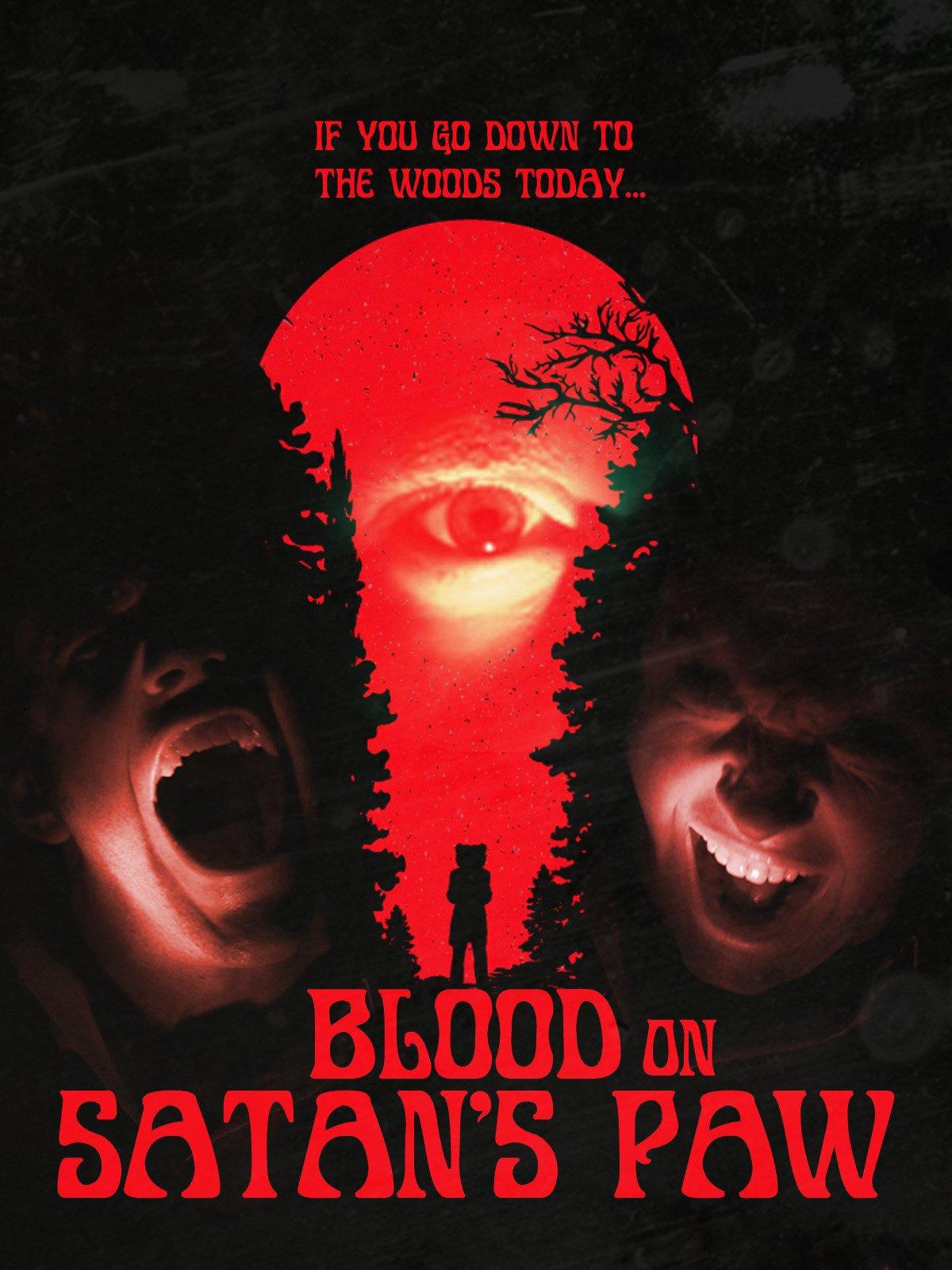 Blood on Satan's Paw