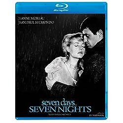 Seven Days...Seven Nights (aka Moderato Cantabile) [Blu-ray]