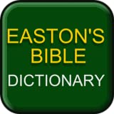 Diccionario Bíblico de Easton (Easton's Bible Dictionary)