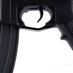 Warhuntusa Aluminum Alloy Enhanced Trigger Guard (Color: TG-01B Black)