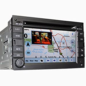A-Sure In Car stereo sat navi for Peugeot 3008 2009-2011 and 307