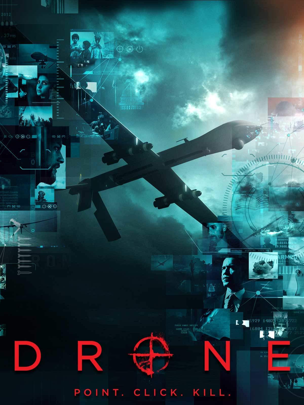 Drone on Amazon Prime Instant Video UK