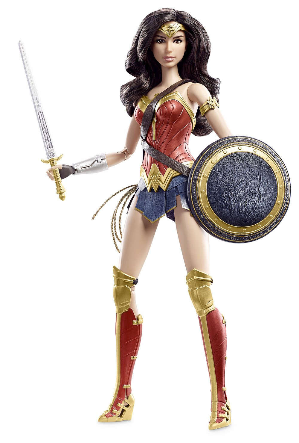 Barbie Collector Batman v Superman: Dawn of Justice Wonder Woman Doll
