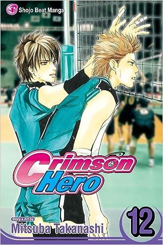 Crimson Hero, Vol. 12