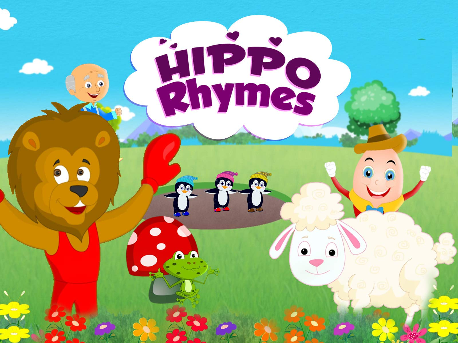Hippo Rhymes - Season 1