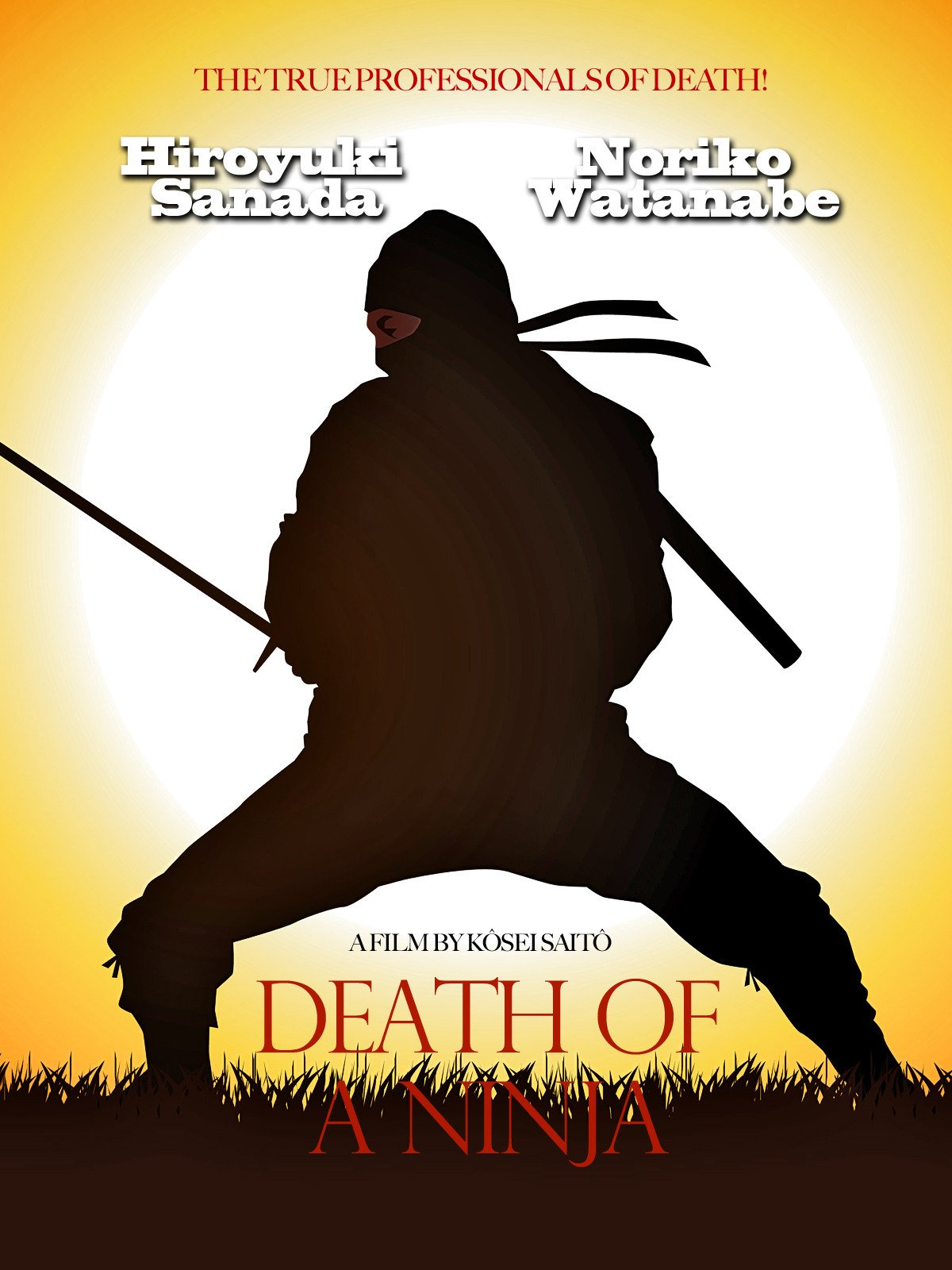 Death of A Ninja on Amazon Prime Video UK