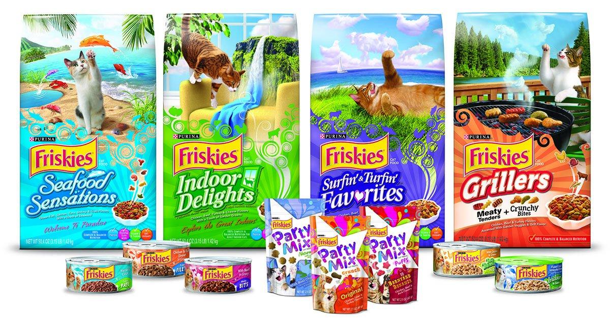 Консервы для животных Friskies Cat 050000576876