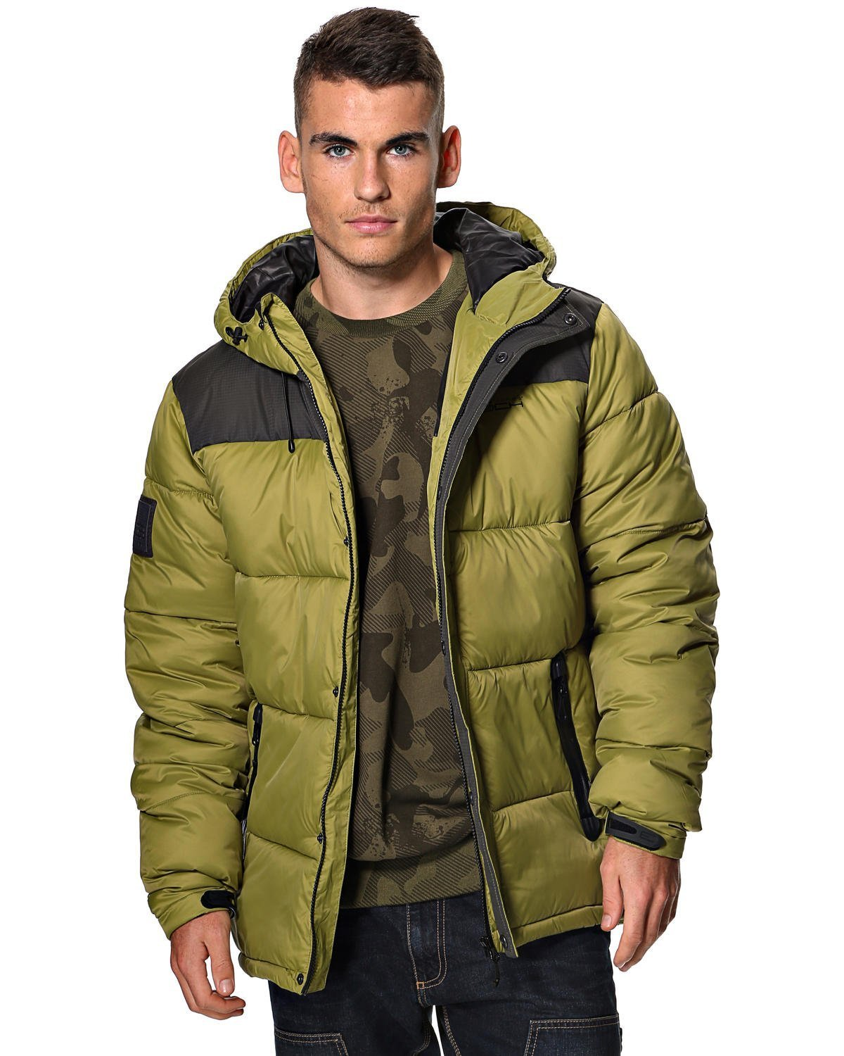 Jack Jones Tech Men's & Notice-Jacke günstig online kaufen