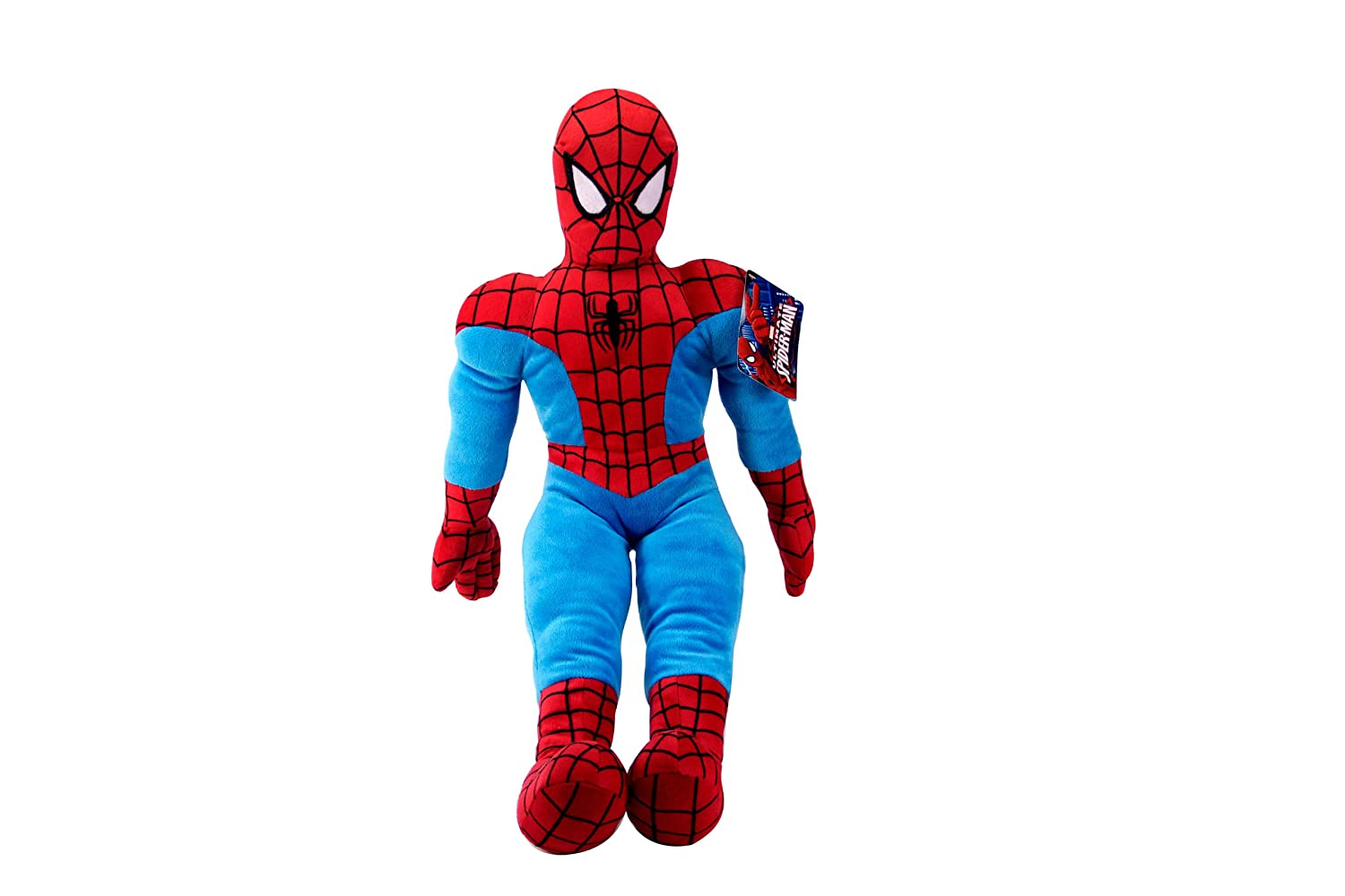 "Marvel Spiderman 25"" Large PLUSH Doll Toy Spider-Man Great"