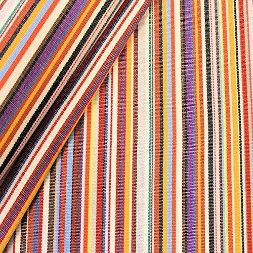 Markisen Outdoorstoff Streifen Multicolor 1