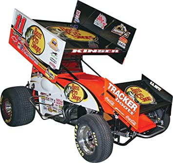 Kinser Bass Pro Sprint Car - Revell