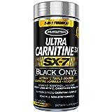MuscleTech Sx-7 Black Onyx Ultra Carnitine 3X, 120 Count
