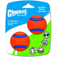 2-Pack Canine Hardware ChuckIt! Small Ultra Ball