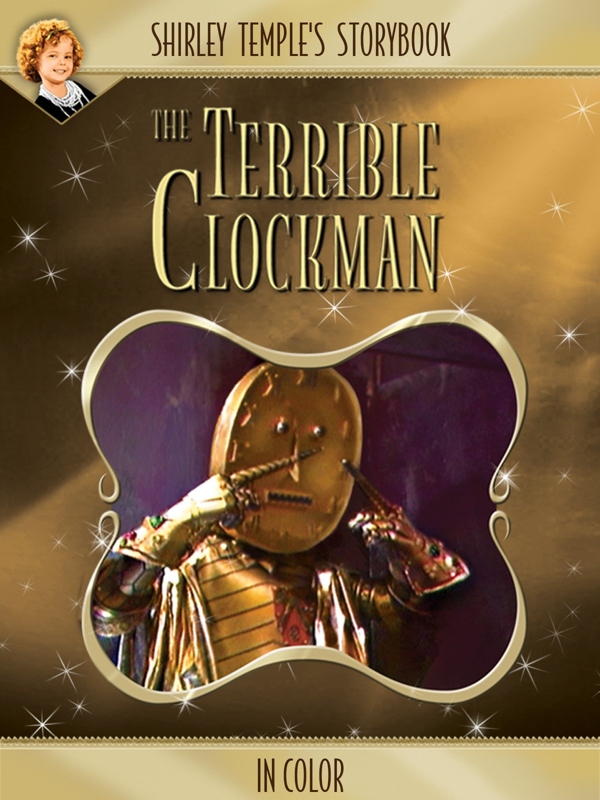 Shirley Temple's Storybook: The Terrible Clockman (in Color) on Amazon Prime Video UK
