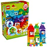 Lego 10854 Duplo Creative Box (Color: Multi-colored)