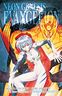 Neon Genesis Evangelion Omnibus volume 2 (Edizione USA 3in1)