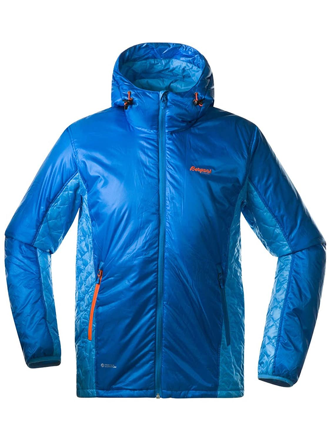 Bergans Slogen Light Ins Jkt M sea blue/br sea blue/neon orange 2014