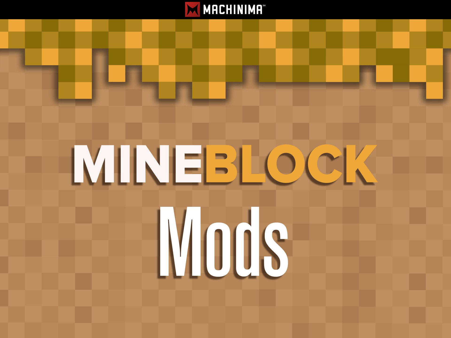 Mine Block: Mods