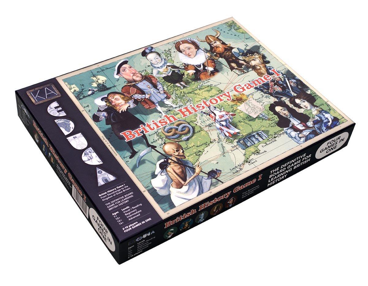 British History Game