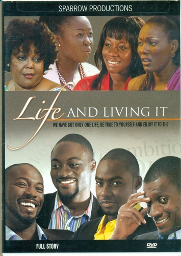 Amazon.com: Life and Living It: Brew Riverson Jr., Adjetey