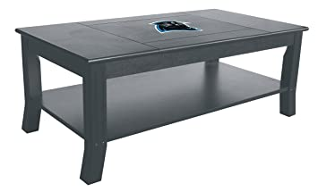 NFL Coffee Table NFL Team: Carolina Panthers