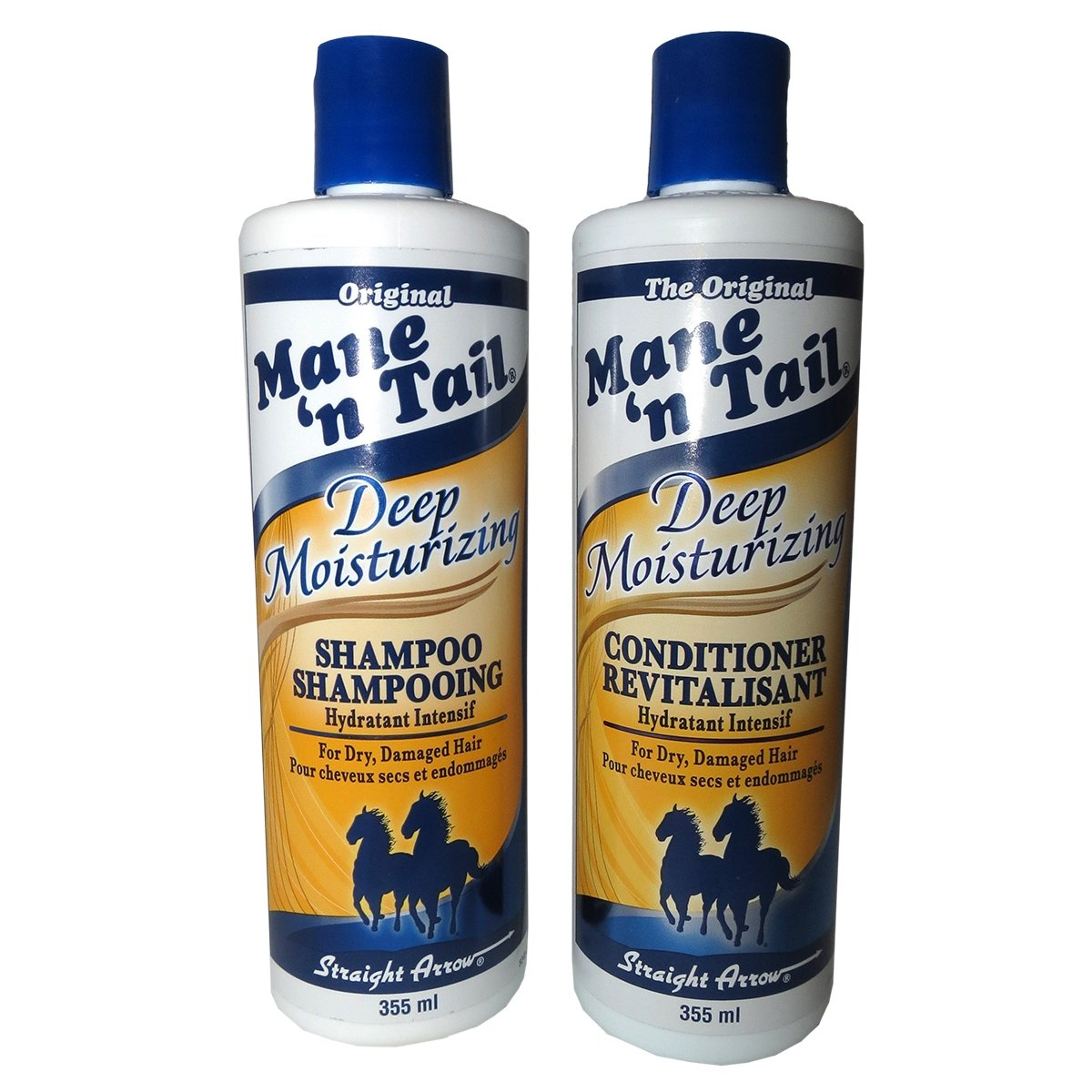 MANE 'N TAIL DEEP MOISTURIZING SHAMPOO & CONDITIONER REVIEW - Beauty Appetite by Jessica Simon