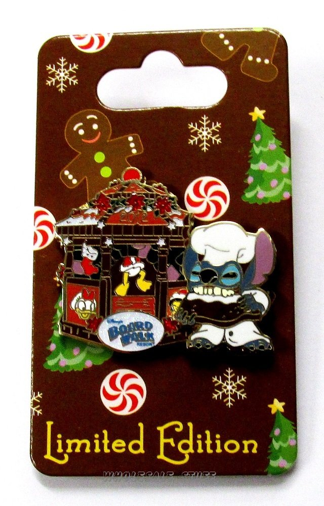 Amazon.com : Disney Trading Pin WDW - Gingerbread House 2012 ...