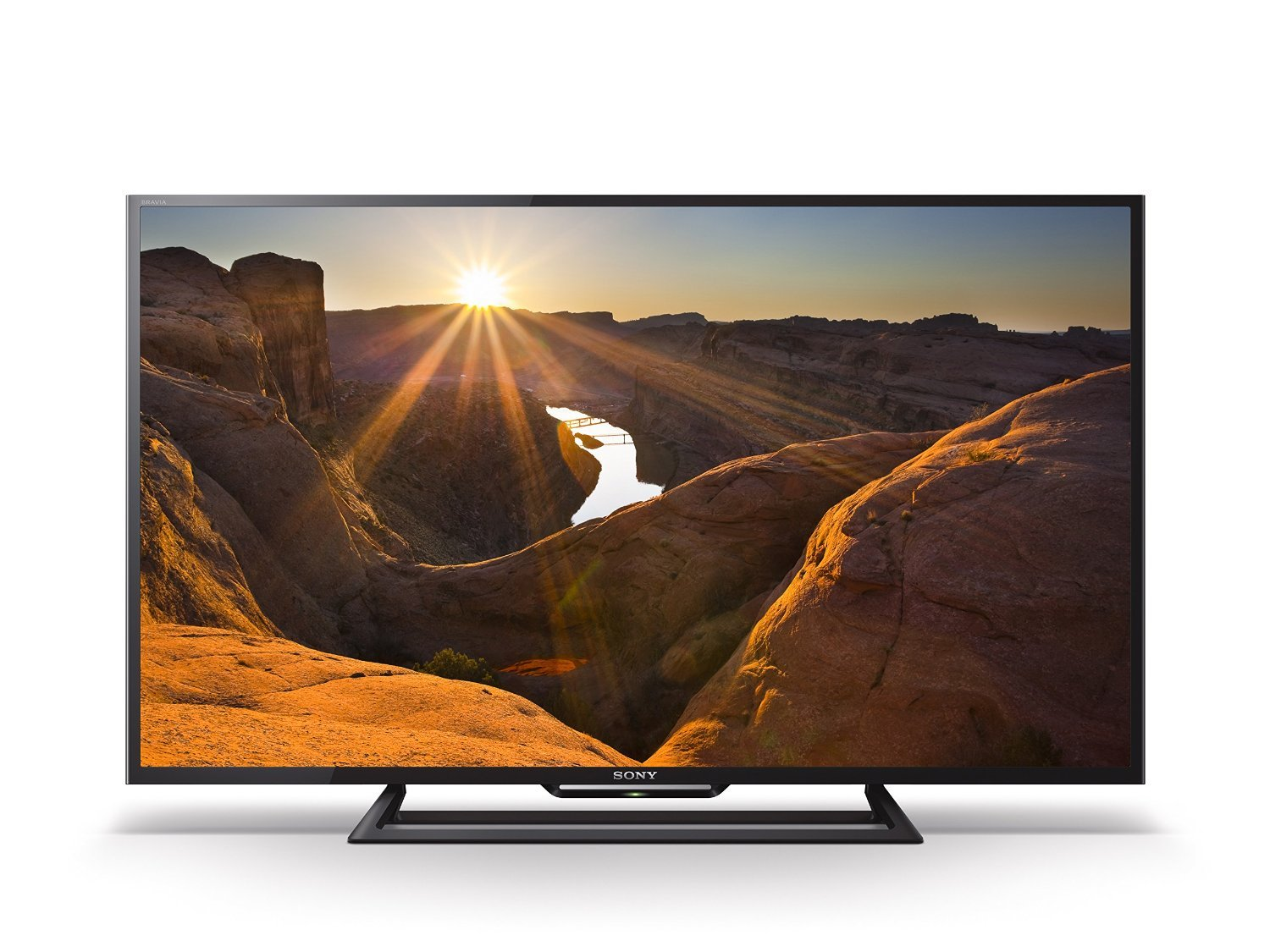 Sony KDL40R510C 40-Inch 1080p 60Hz Smart LED TV (Certified Refurbished)