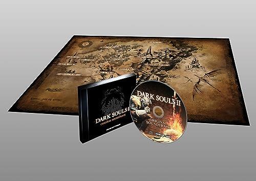 DARK SOULSII(通常版) 数量限定特典 特製マップ&オリジナルサウンドトラック+Amazon.co.jp限定特典 オリジナル武器利用コード付