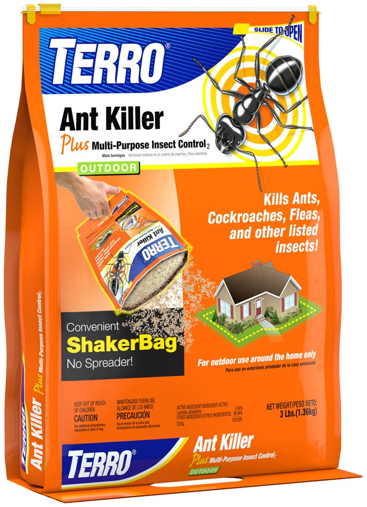 Amazon.com : TERRO T901-6 Ant Killer Plus 3lb. Shaker Bag : Home ...