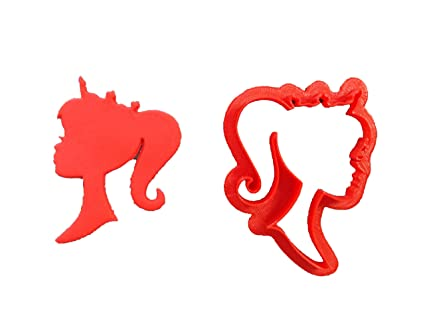 Silhouette Cookie Cutter Silhouette Cookie Cutter