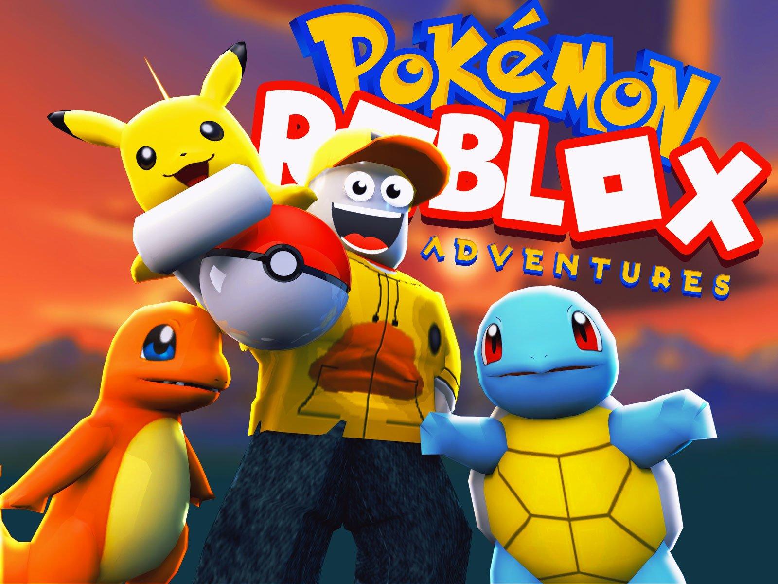 Clip: Roblox Pokemon Brick Bronze Adventures (PairOfDucks) - Season 1