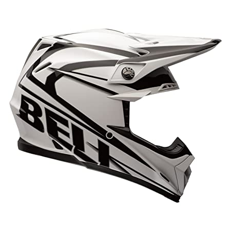 Bell Casques 7060940 MX 2015 Moto-9R Tracker Adult Casque, Noir, Small