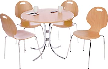 Cafe Bistro Table and Chair Set