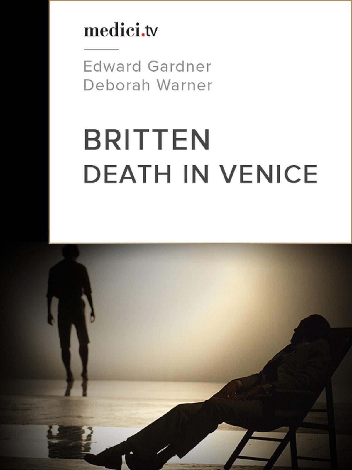 Britten, Death in Venice