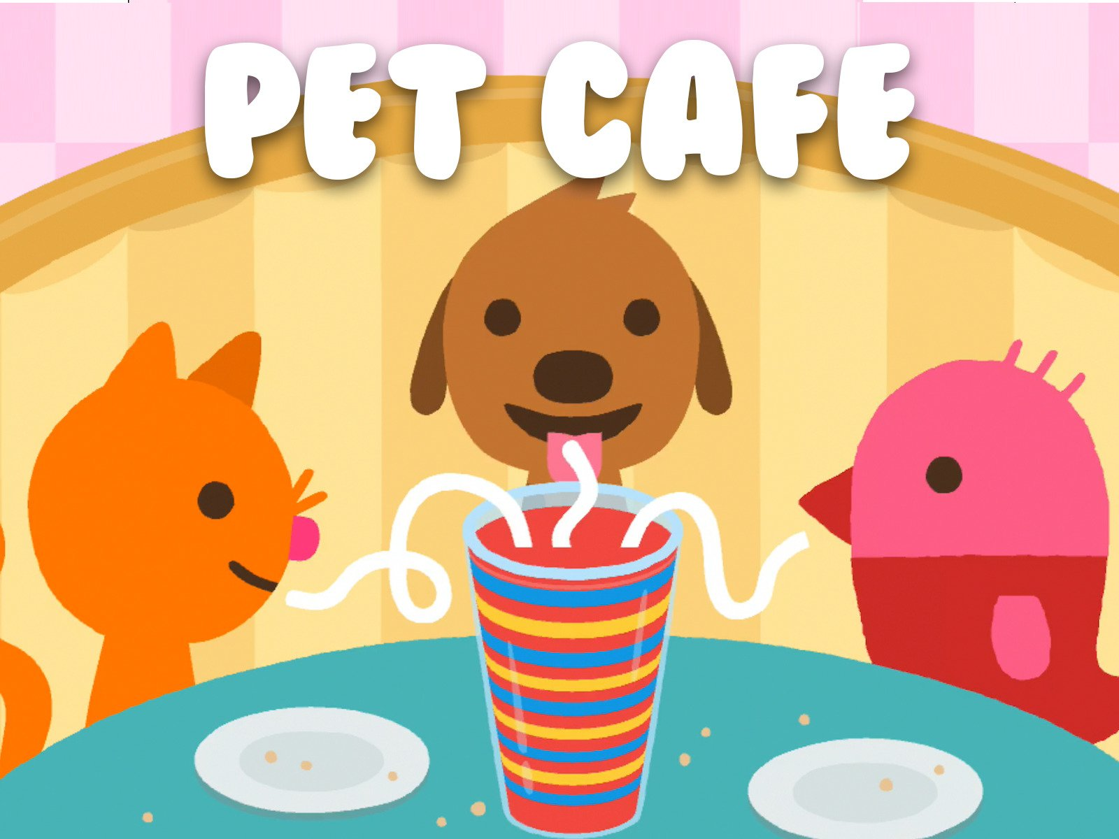 Clip: Pet Cafe - Season 1