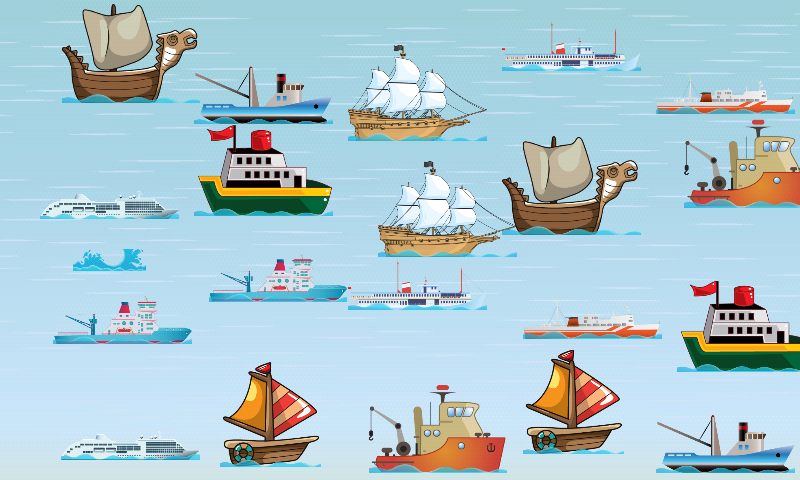 for Toddlers and Kids : play with sea vehicles !: Appstore for Android