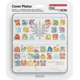 Monster Hunters 4 Nintendo 3DS Case MH4U White (Import exclusive)