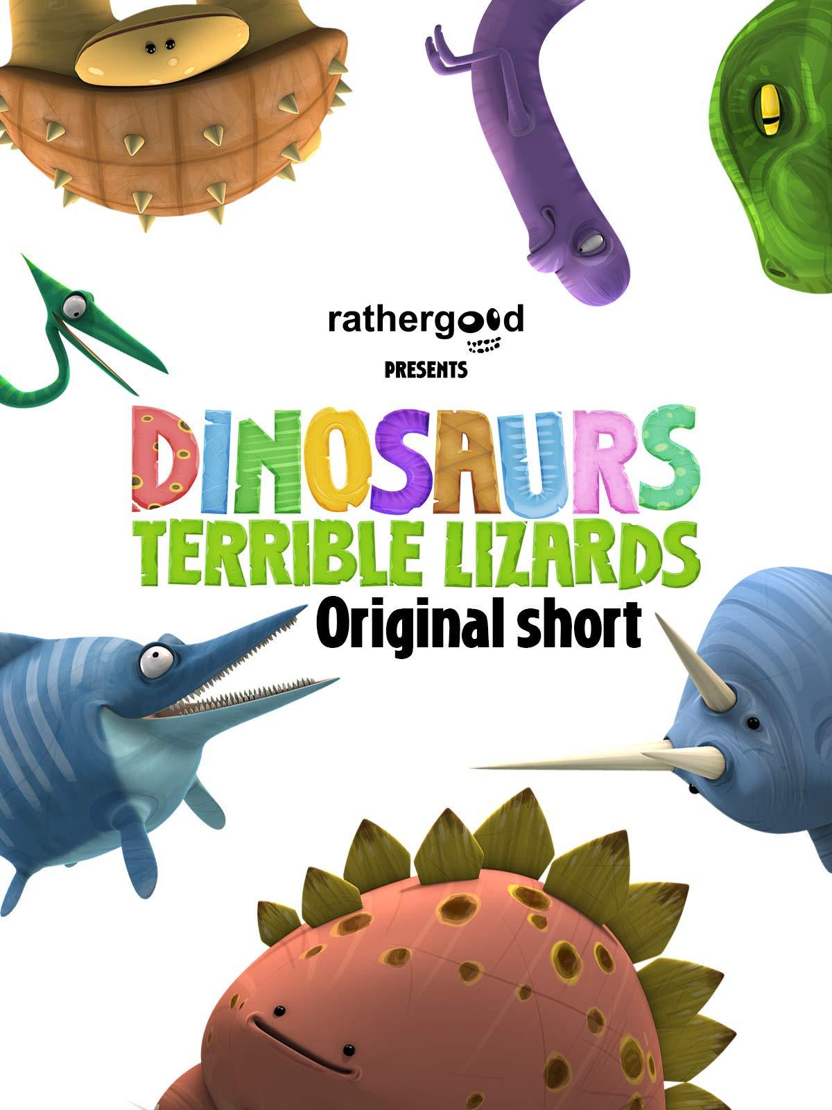 Dinosaurs: Terrible Lizards, original short on Amazon Prime Instant Video UK