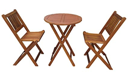 Merry Garden Products Bistro Table and Chair Set (Discontinued by Manufacturer)