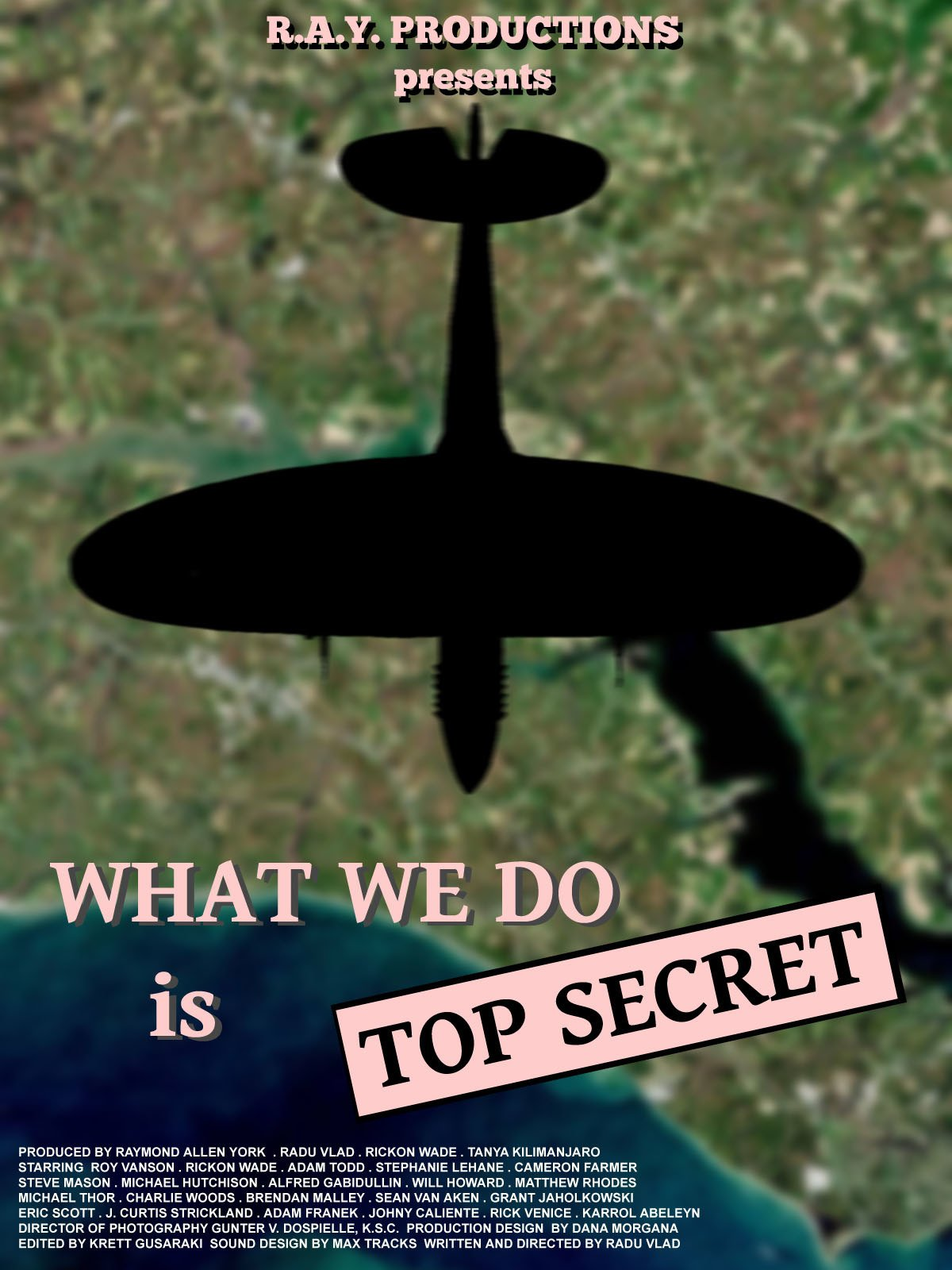 What We Do Is Top Secret on Amazon Prime Video UK