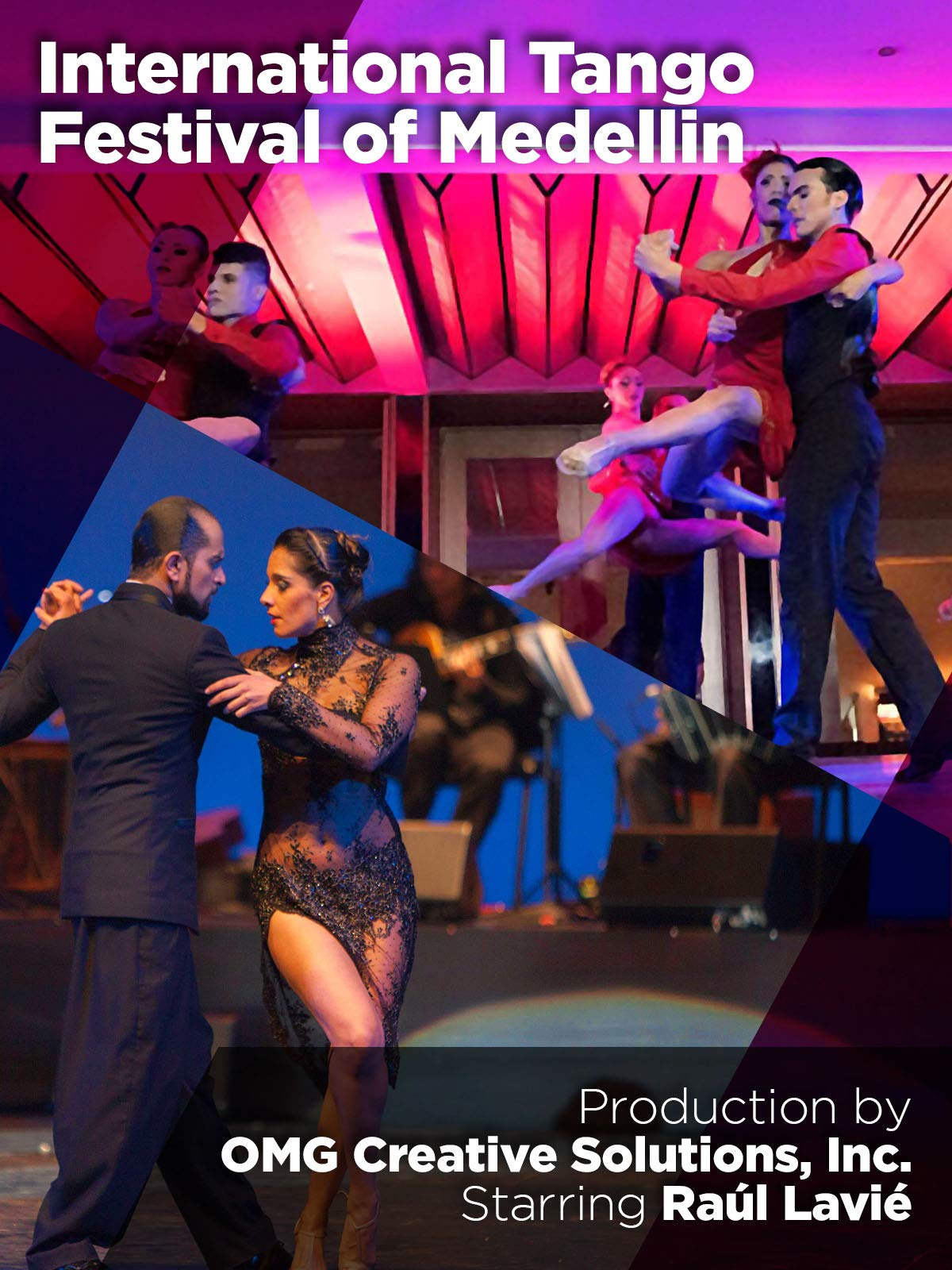 International Tango Festival of Medellin on Amazon Prime Instant Video UK