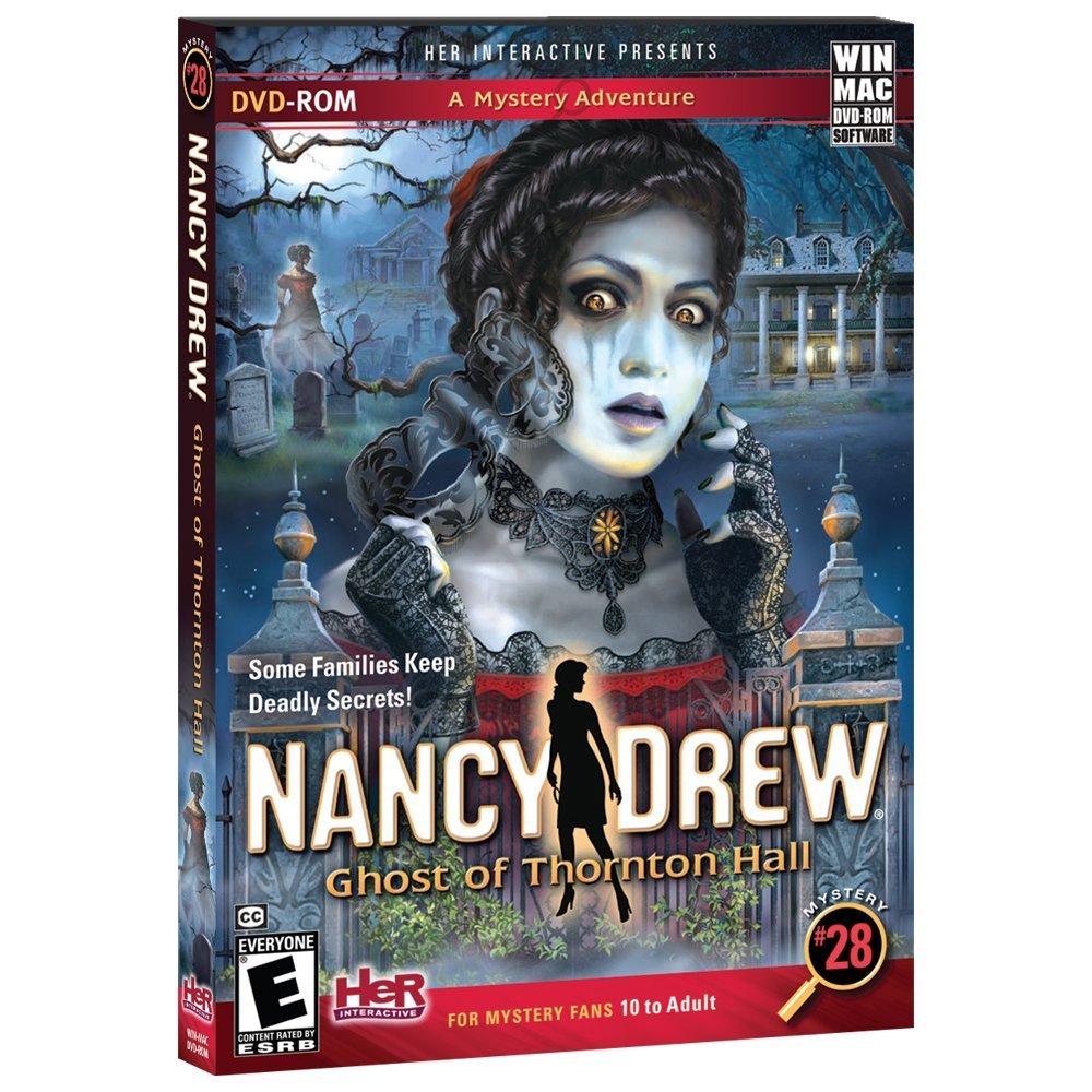 Play Free Nancy Drew Games > Download Games | Big Fish